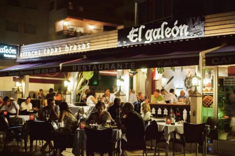 El Galeón de Valencia cerró tras 49 años, por no poder pagar aumento de salarios
