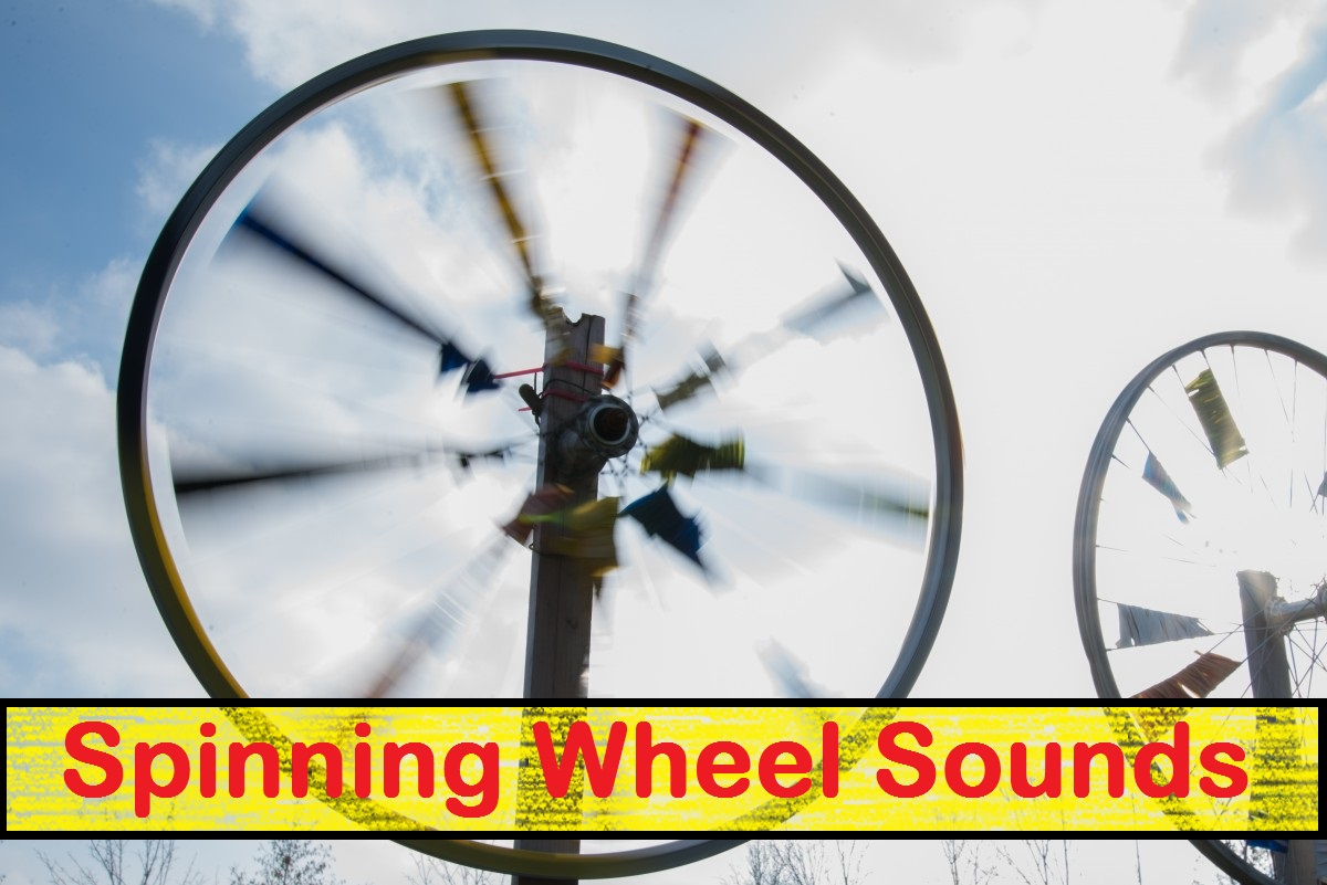 All Sound Effects: Spinning Wheel Sound Effects All Sounds