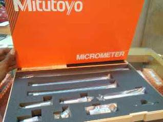 Darmatek Jual Mitutoyo 137-212 Micrometer