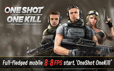 OneShot OneKill - FPS (SEA) v1.0.11 Apk for android