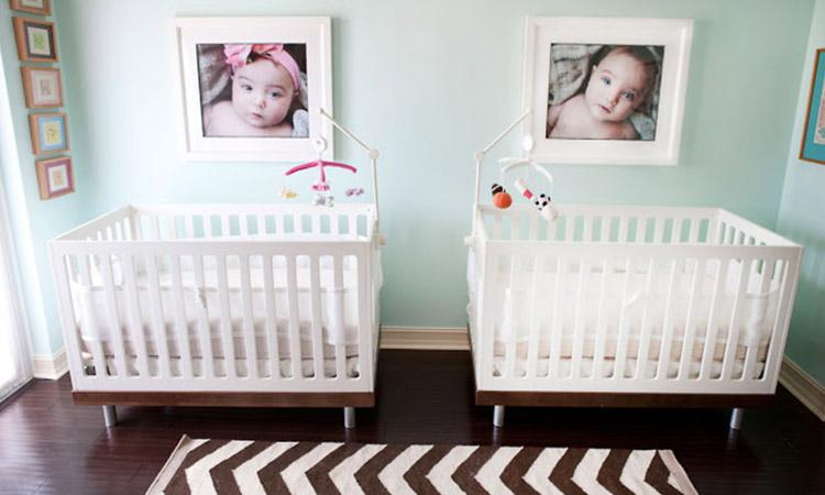 quarto de gêmeos