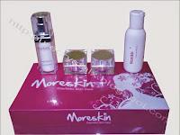 Cara Penggunaan Whitening Cream Moreskin