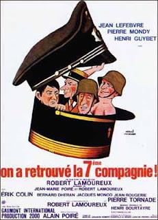 On a retrouvé la 7ème compagnie (1975)