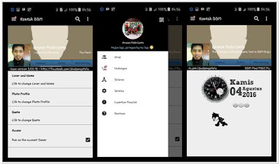 BBM MOD 3.0.0.18 FBUI MULTIPANEL FULL FEATURES