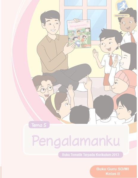 Buku Kurikulum 2013 Kelas 2 Sd Mi Semester 2 Revisi 2017 Info Pendidikan Indonesia
