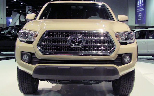 2016 Tacoma Diesel >> 2017 Toyota Tacoma Diesel Review And Release Date Canada Toyota