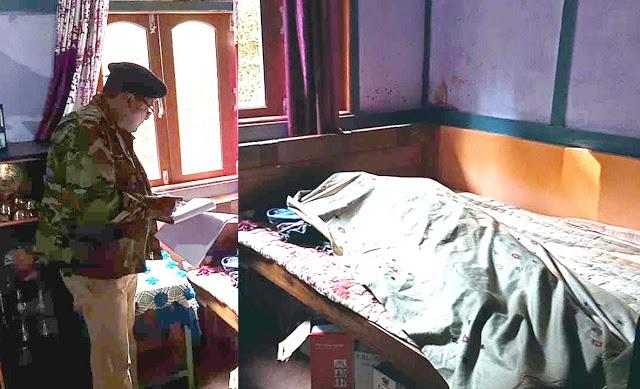 Grand son killed grandfather at kalimpong munsung cinchona plantation