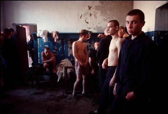 виды секс в мужских российских колониях случае обнаружения