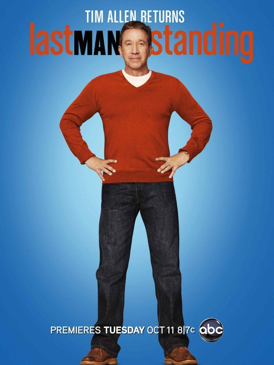 Last Man Standing (Uno para todas) Serie Completa Castellano / Subtitulado