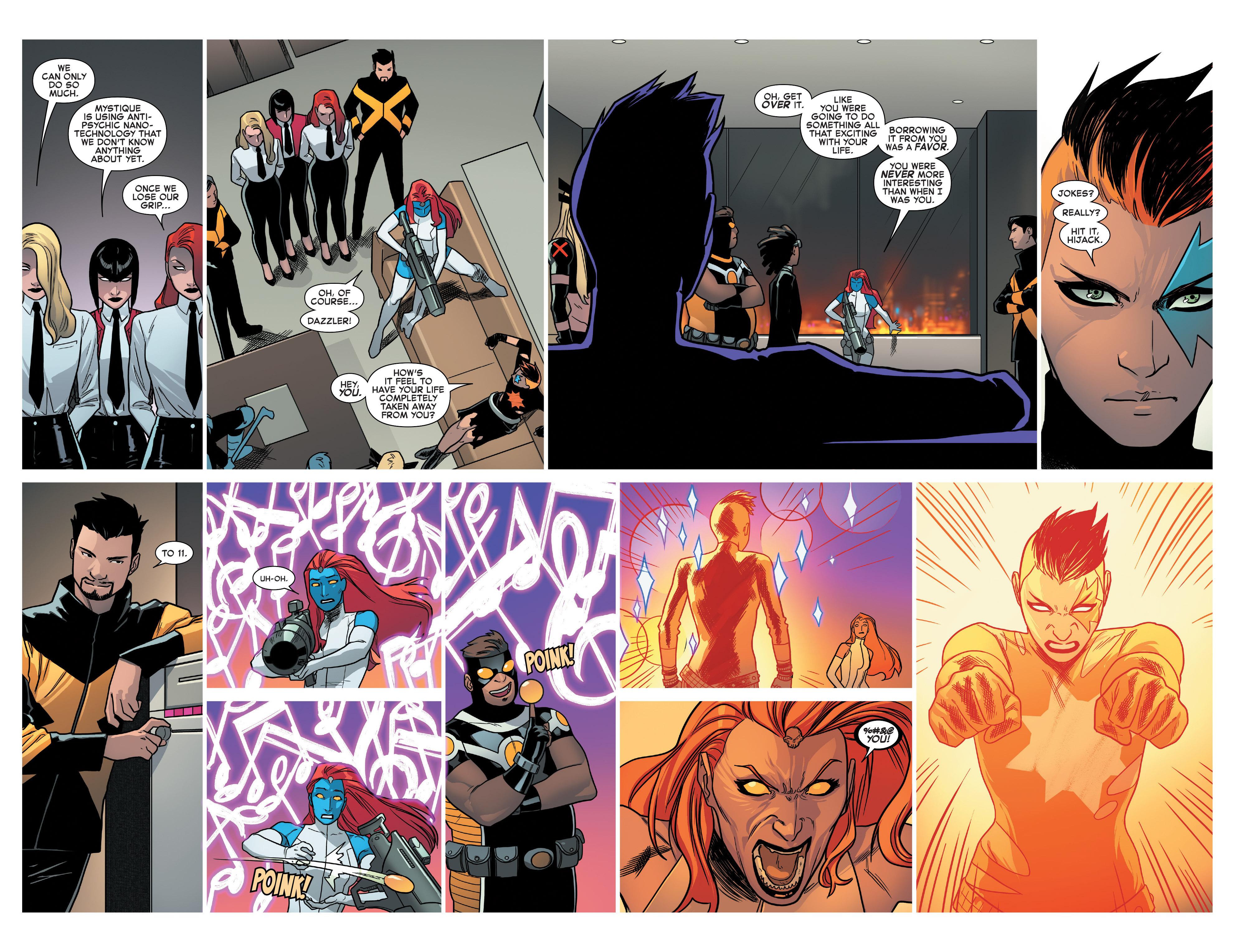 Read online Uncanny X-Men (2013) comic -  Issue #34 - 12