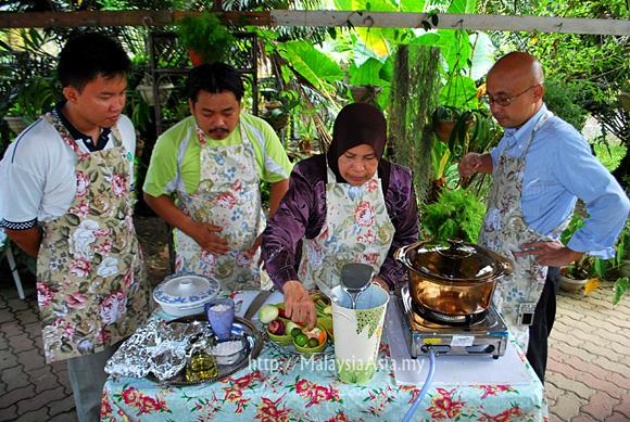 Sabah Cooking Class