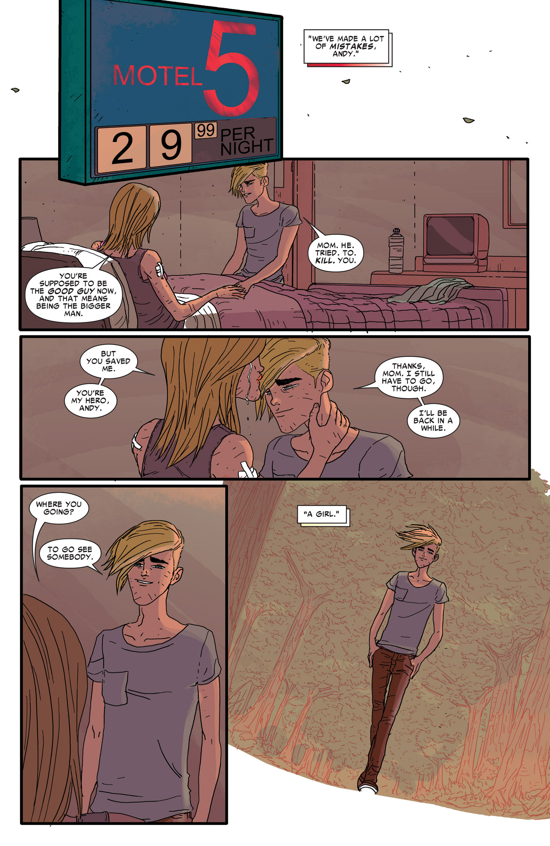 Read online Alpha - Big Time comic -  Issue #5 - 13