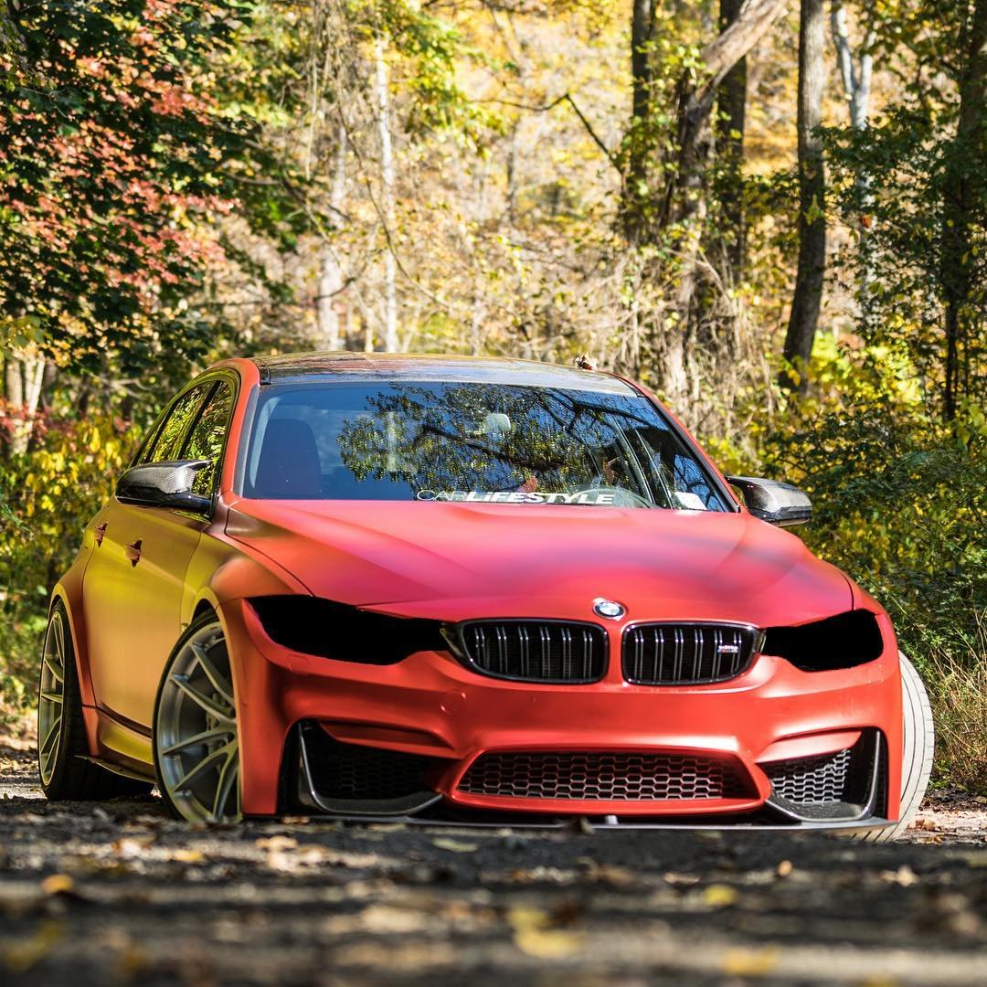 Bmw M3: Evil BMW M3 F80