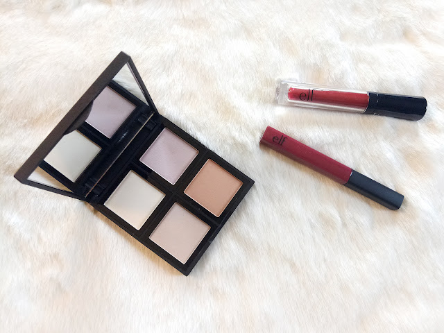 ELF HIGH SHINE LIQUID LIPSTICK – CRUSHED BERRIES, Elf highlighter palette, elf lip oil, lip tint, lips oil,elf cosmetics, berry lips, red lips, glossy lipstick, glossy red lips, top beauty blog of pakistan, top beauty blogger, beauty, makeup, red alice rao, maliha rao