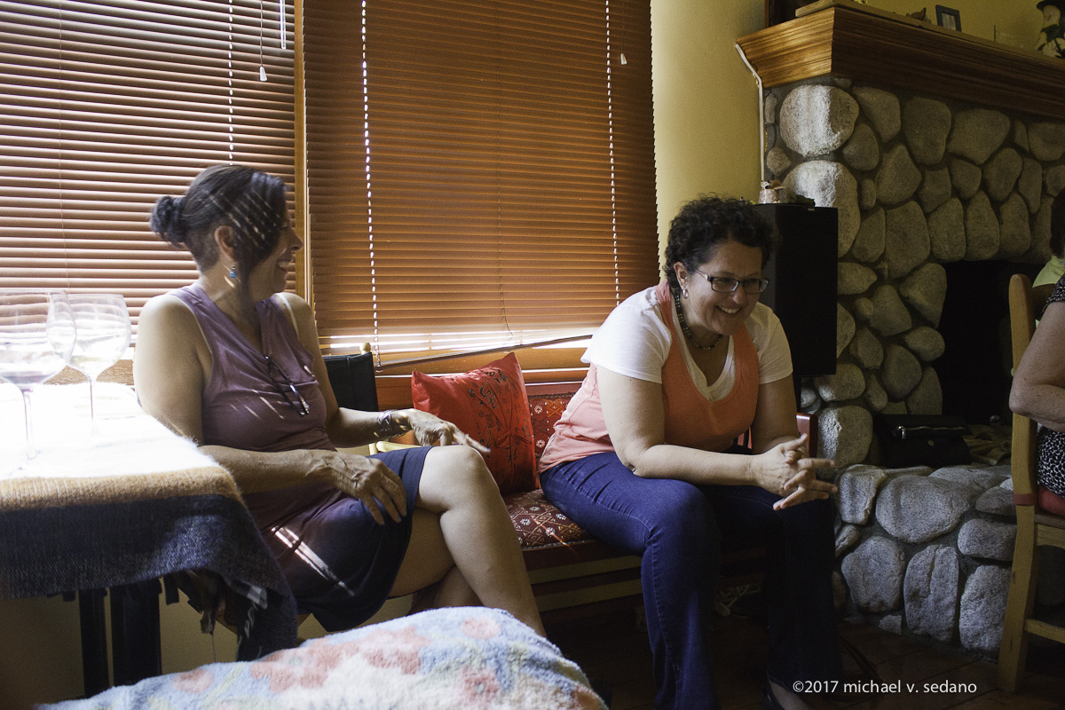 D�sir�e Zamorano And Christine Granados Enjoy A Writertowriter Chat