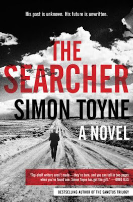 The Searcher by Simon Toyne - book cover