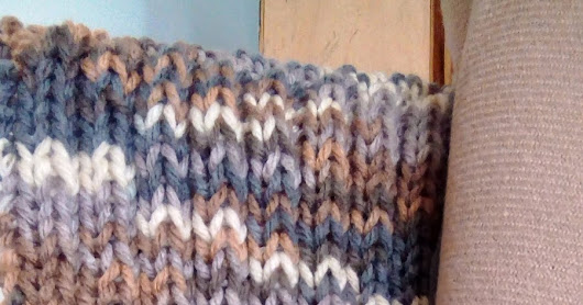 Yarns - Knitting in Plaid