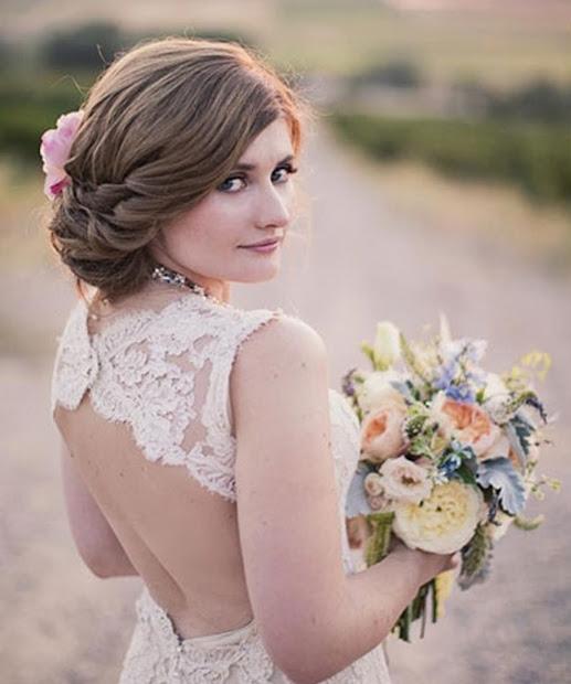 top beautiful bridal hairstyles