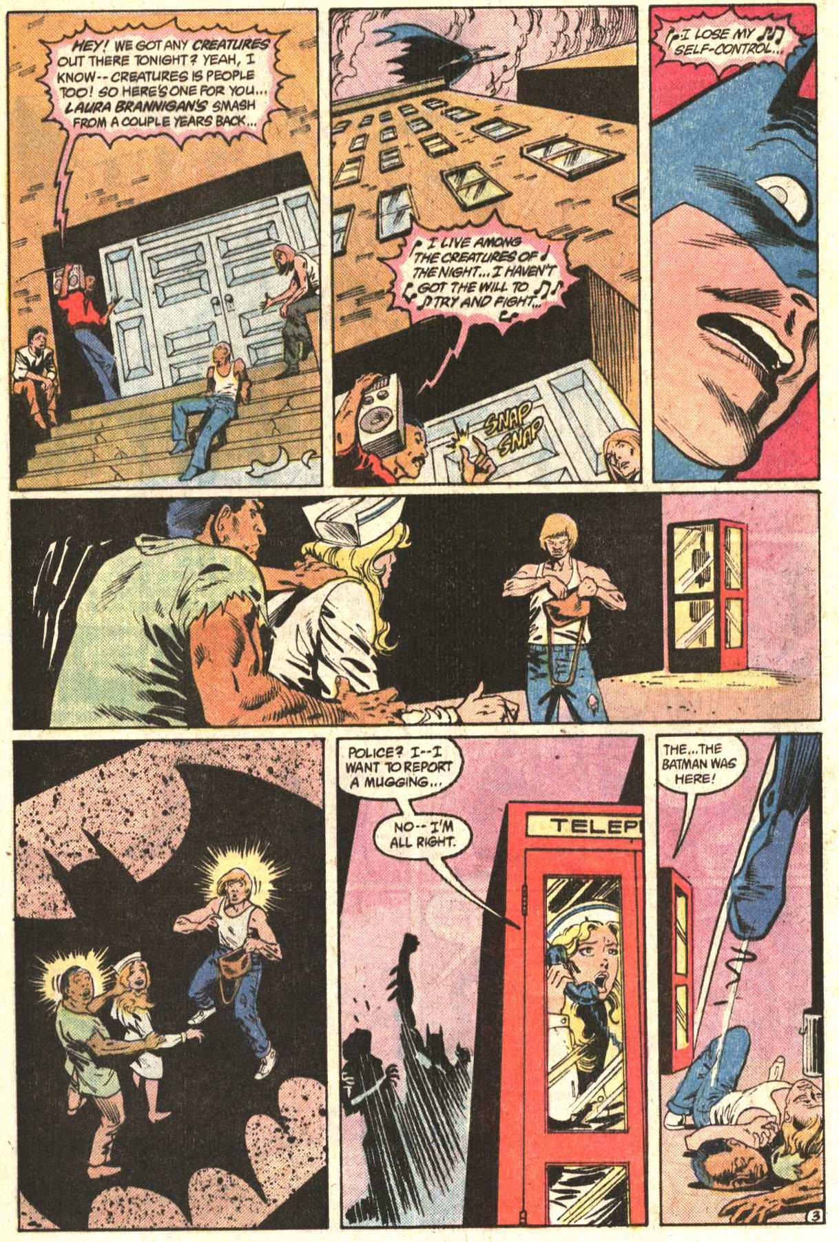 Detective Comics (1937) 587 Page 3