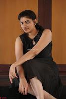Khanishka new telugu actress in Black Dress Spicy Pics 16.JPG