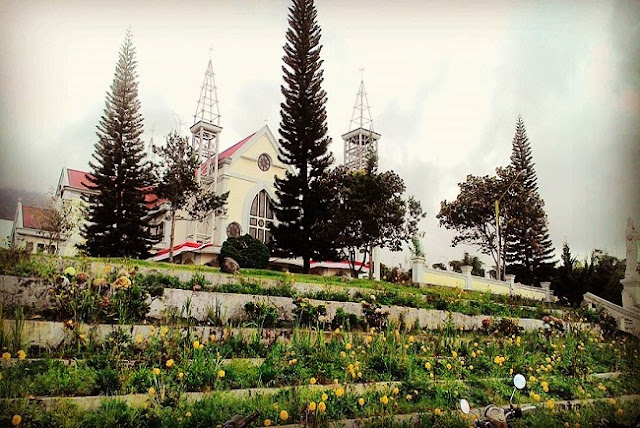 Katedral Baru, Ruteng, Manggarai, Flores