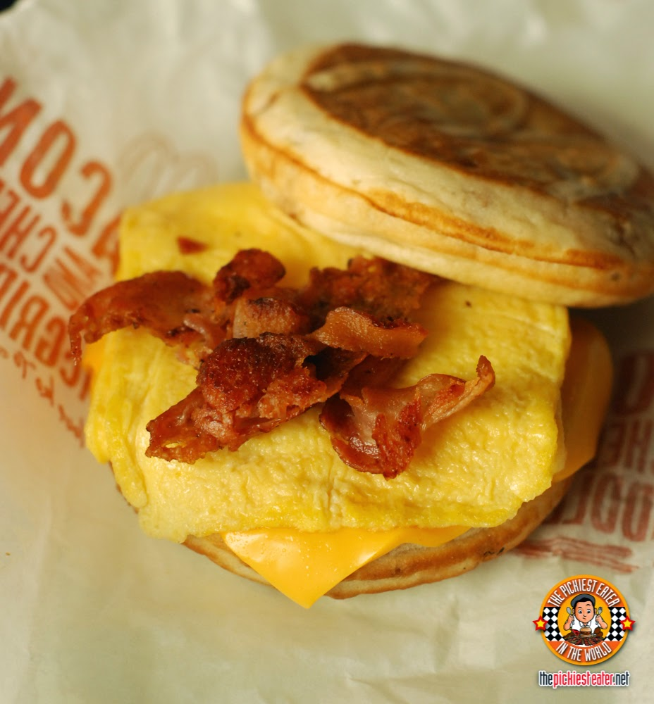 how to make a bacon egg and cheese mcgriddle