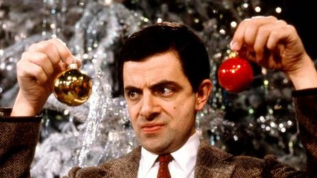 Mr Bean Christmas.Cyberies Mr Bean Christmas Episode