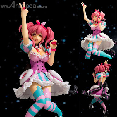 Figura Makina Nakajima minimum factory 1/20 PLAMAX MF-12 Macross Delta