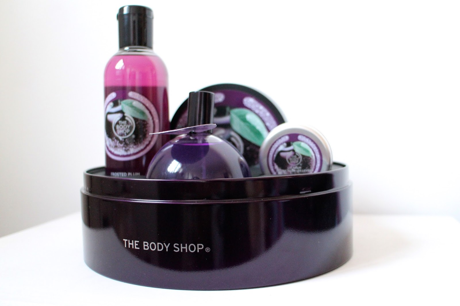 Christmas Gift Sets Body Shop.The Body Shop Christmas Frosted Plum The Dress Diaries