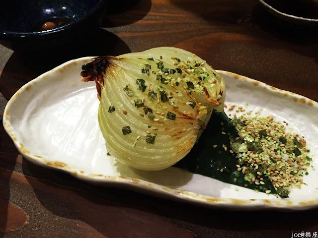 IMG 9664 - 【台中美食】來自日本傳統好滋味的 樂座端爐燒 @日本古早味@新鮮海鮮@新鮮蔬果~