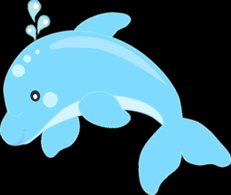 Sea Animals: Free Printable Clipart.