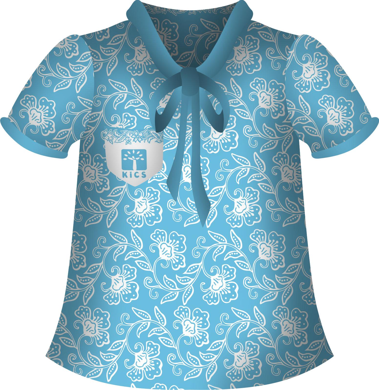 Contoh Baju Seragam Batik Sekolah: Contoh Seragam Batik Sekolah Contoh Seragam Batik Sekolah