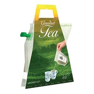 Green Tea in a Snap For Camping, Backpacking etc