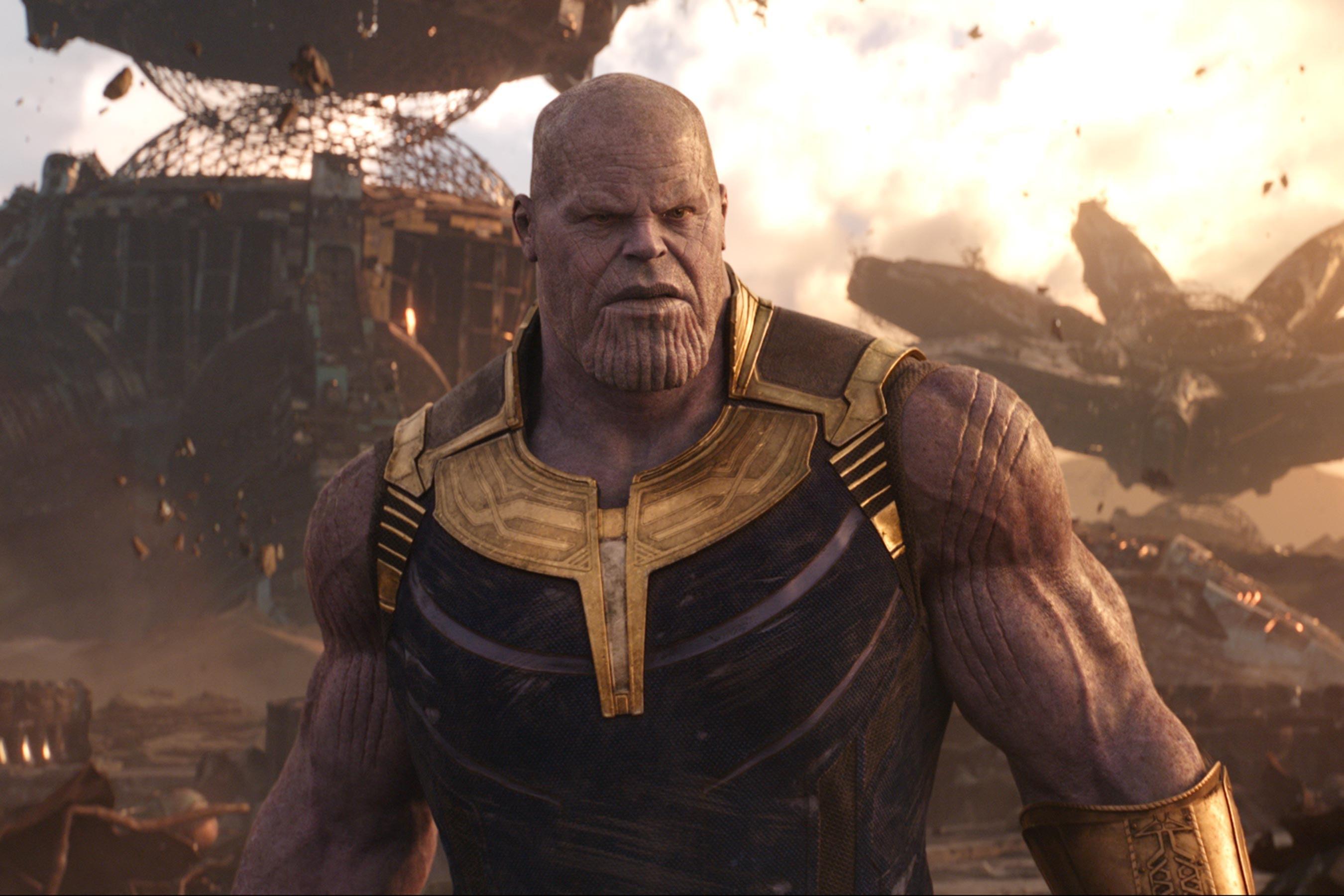 """Don't Stop Thanos Now :「ボヘミアン・ラプソディ」が全米で大ヒットのクイーンの名曲にあわせて、サノスの大暴れをまとめた「アベンジャーズ : インフィニティ・ウォー」のトリビュート・ビデオ """" Don't Stop Thanos Now """" ! !"""