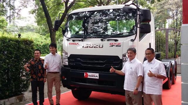 Isuzu Mengeluarkan Produk Terbaru Di Awal Tahun 2019