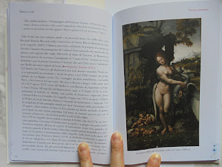art guide book Firenze romantica Florence Italy