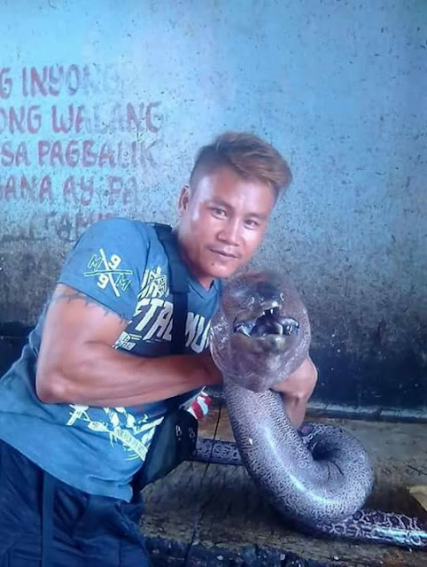 This Horrifying Deep Sea Creature Was Found in Sultan Kudarat After  a Magnitude 5 Earthquake!