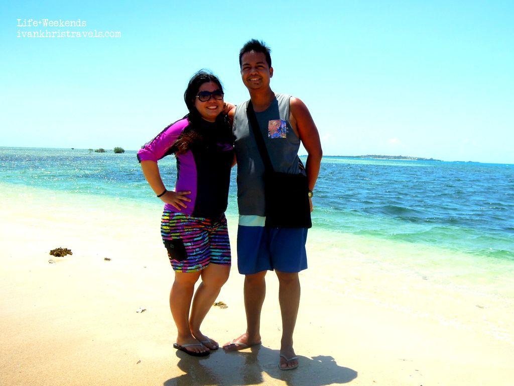 Exploring Isla Puting Buhangin