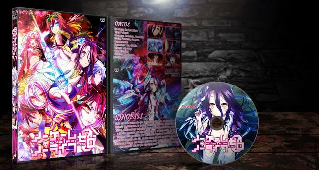 No Game No Life: Zero | Cover DVD |