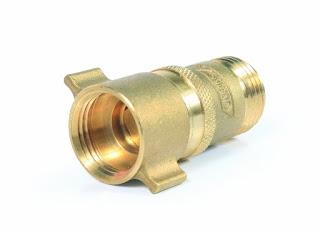 Camco 40055 Brass Water Pressure Regulator - Lead Free