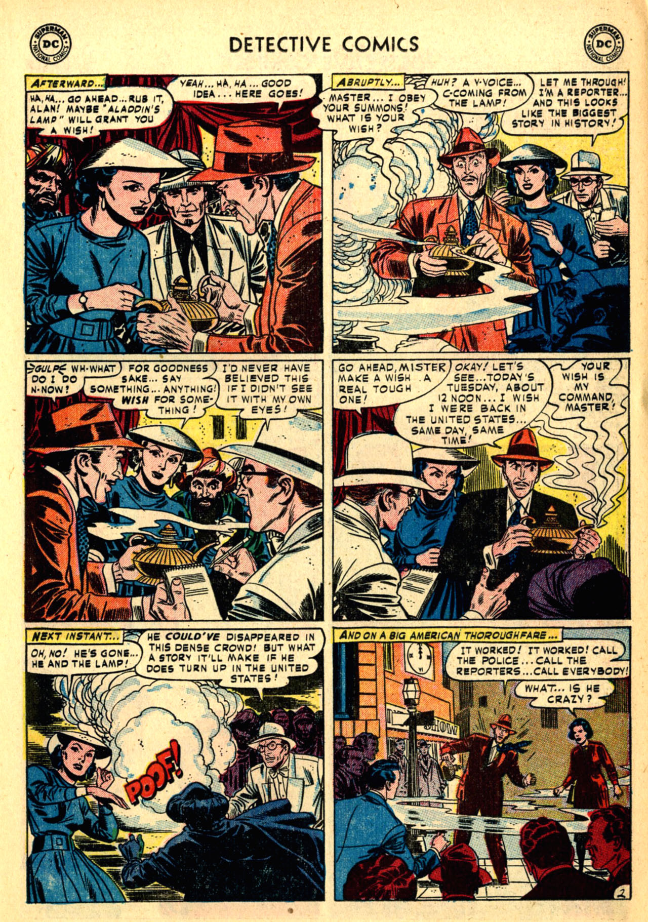 Detective Comics (1937) 185 Page 24