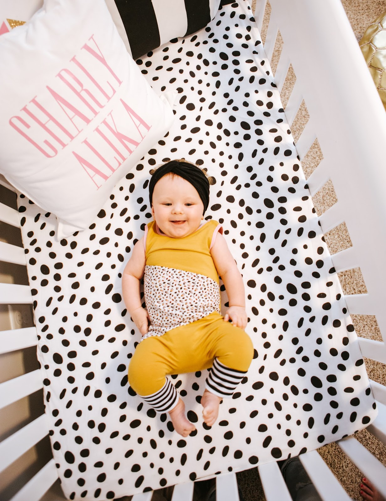 Rags to Raches, Utah Blogger, Cute Baby