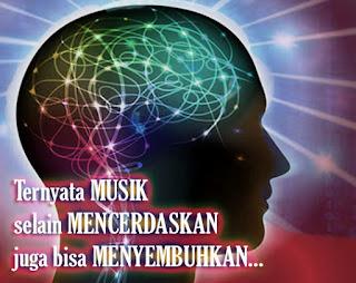 musik bisa bikin cerdas, pintar, kreatif dan sehat