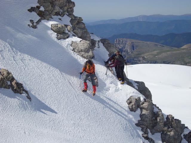 zuca y las tres marias Pirineo