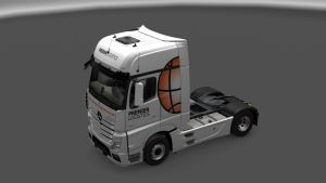 Premier Logistics Skin for MP4