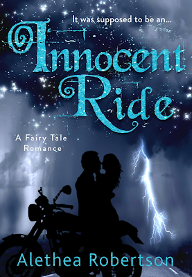 Innocent Ride, Cover design by The Book Khaleesi
