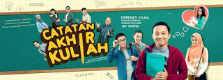 Download Film Catatan Akhir Kuliah (2015) Full Movie Terbaru