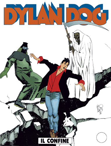 Dylan Dog (1986) 122 Page 1