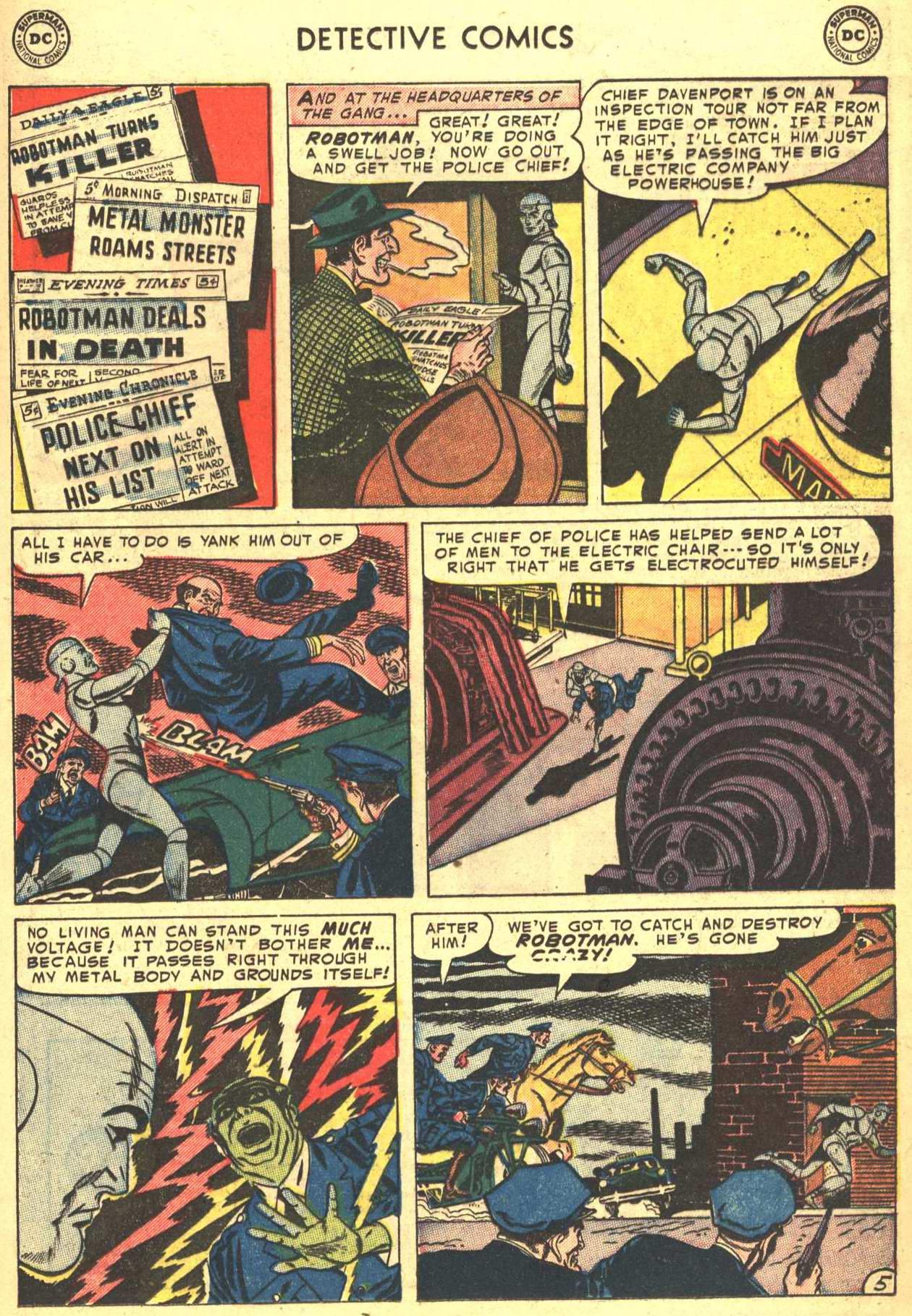 Detective Comics (1937) 198 Page 20