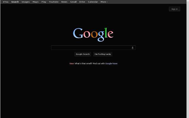 Cara Mengubah Dark Mode di Google Chrome dengan Night Mode Pro Dan Hacker Vision